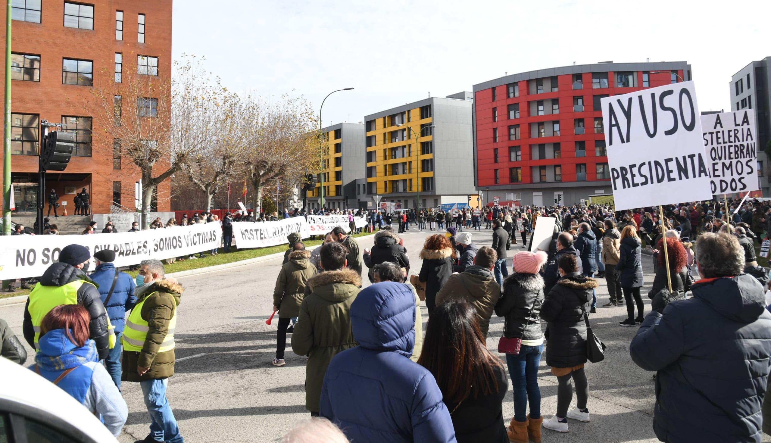 De la Rosa pide a la Junta la reapertura de bares en Burgos