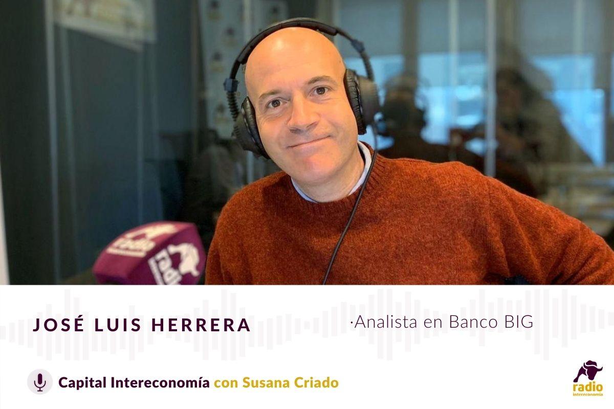Descripción de Consultorio de Bolsa con José Luis Herrera (Banco BIG) 18/03/2021