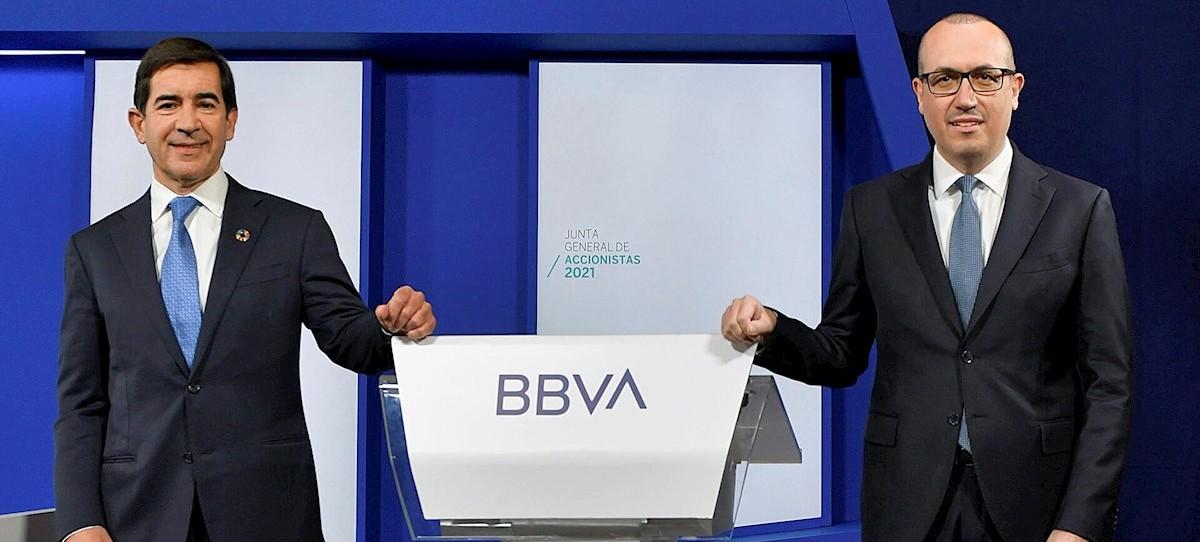 El Banco de España multa al BBVA por incumplir la ley de protección de hipotecados sin recursos