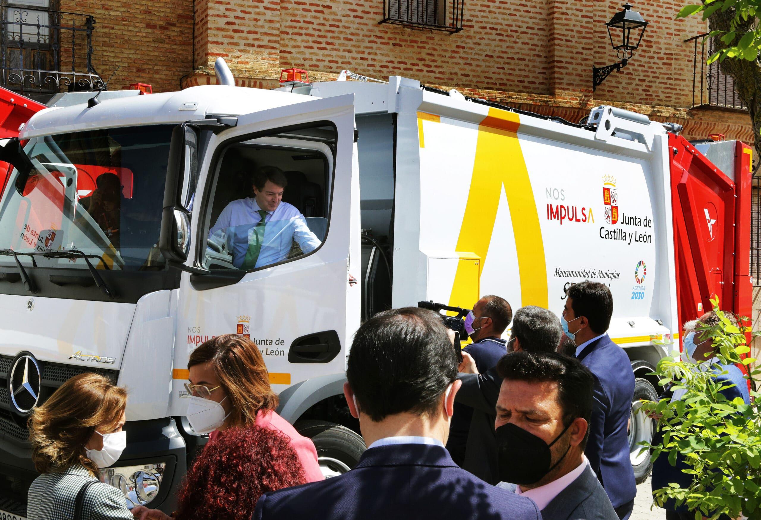 Mañueco reclama al Gobierno un fondo covid de ayudas por 4.000 millones