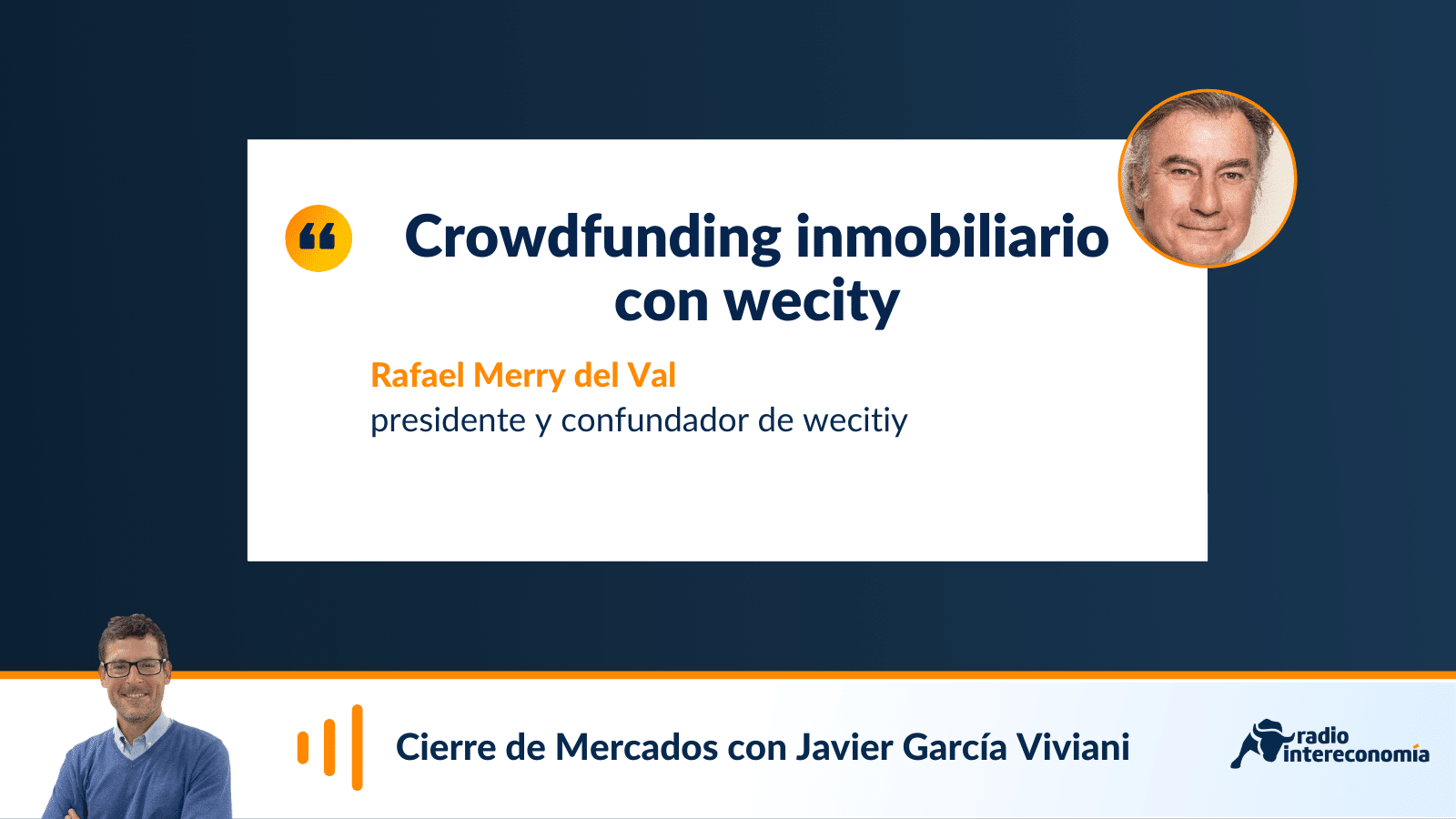 Crowdfunding inmobiliario con wecity